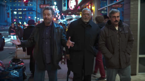 RICHARD LINKLATER LAST FLAG FLYING İLE GERİ DÖNDÜ