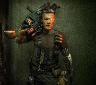 DEADPOOL 2'NİN CABLE'I HUZURLARINIZDA!