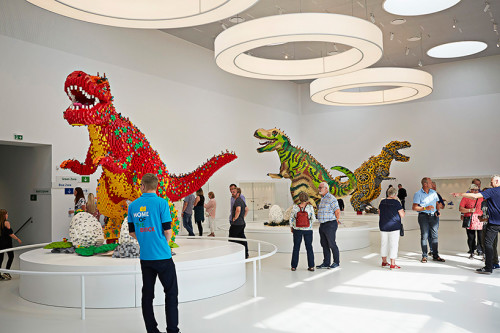 LEGO HOUSE DANİMARKA'DA AÇILDI