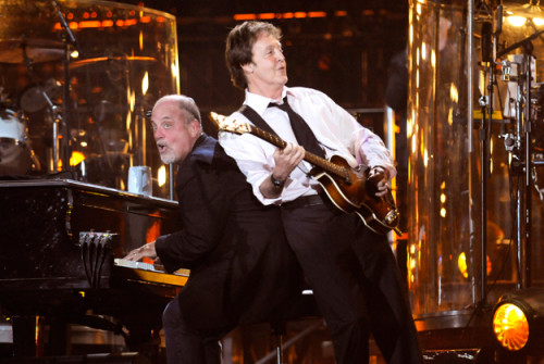 PAUL MCCARTNEY VE BILLY JOEL'DAN THE BEATLES YORUMU