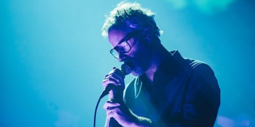 THE NATIONAL'DAN NEW ORDER COVER'I