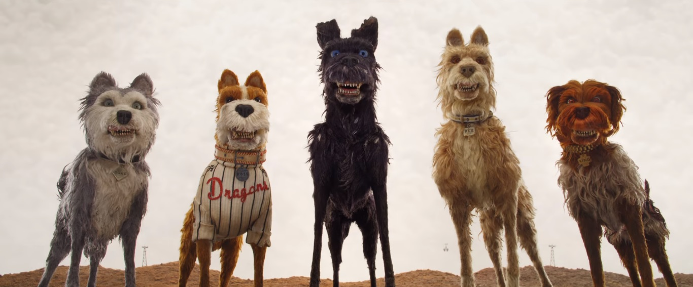 WES ANDERSON'IN YENİ FİLMİ ISLE OF DOGS'UN İLK FRAGMANI YAYINLANDI