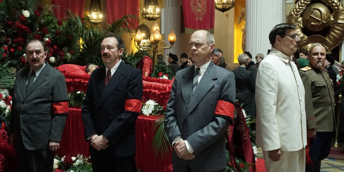 THE DEATH OF STALIN'DEN İKİNCİ FRAGMAN YAYINLANDI