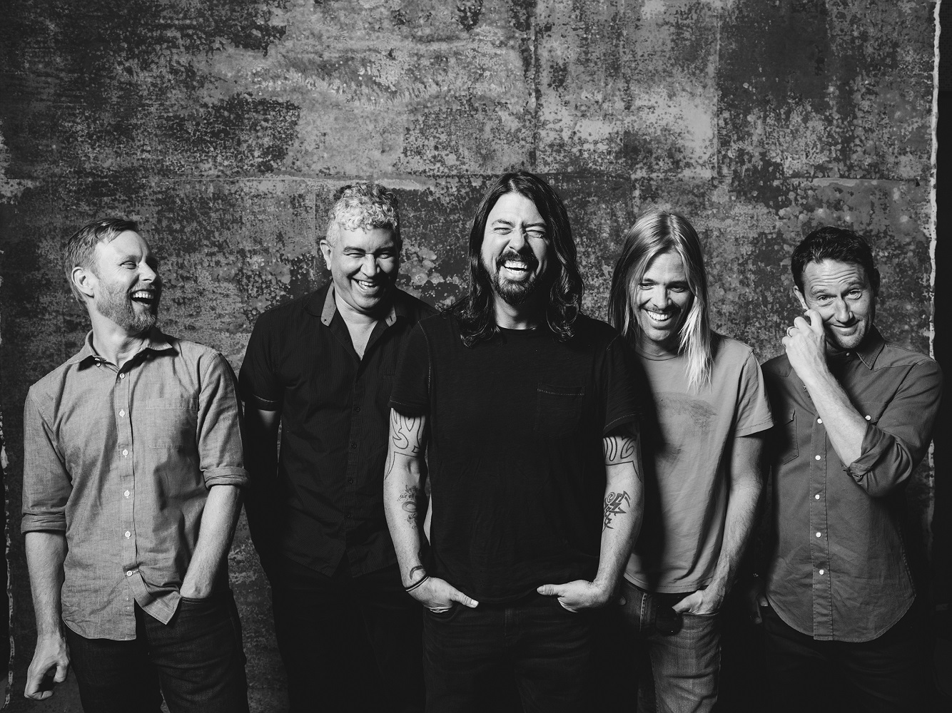 foo fighters'tan bee gees cover'ı