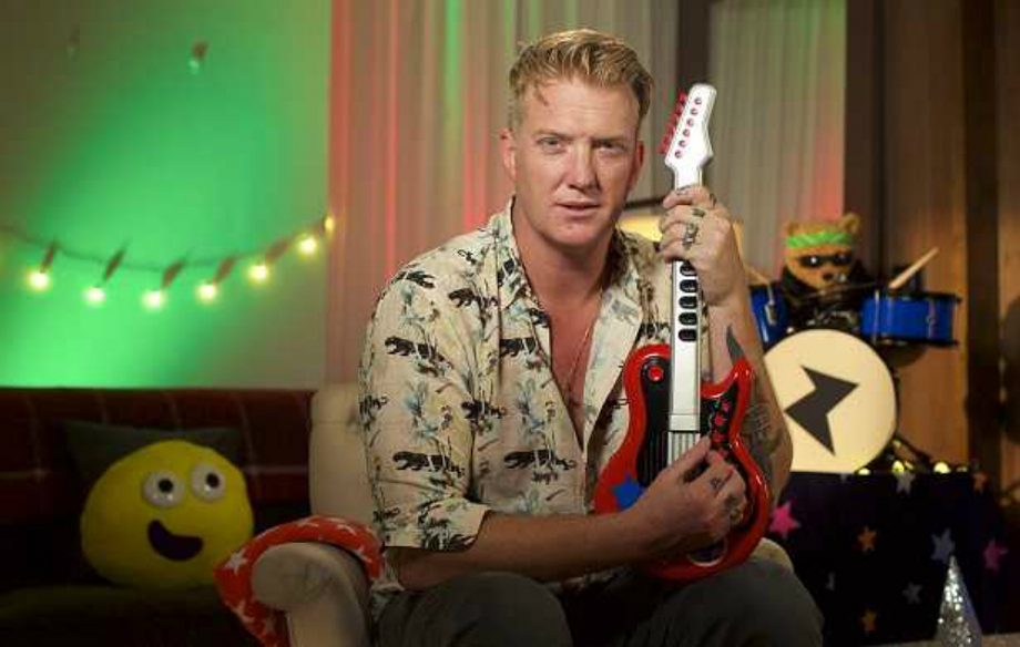 QUEENS OF THE STONE AGE'DEN JOSH HOMME İLE UYKU ZAMANI