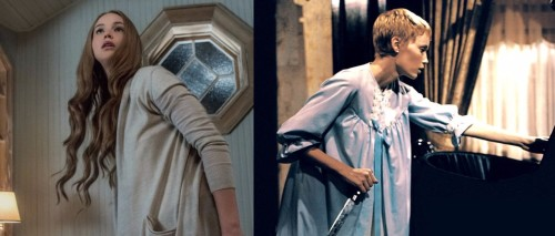 ROSEMARY'S BABY'DEN MOTHER! ESİNTİLİ FRAGMAN VAR