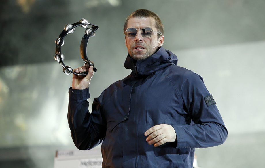 LIAM GALLAGHER'IN İLK SOLO ALBÜMÜ AS YOU WERE BUGÜN YAYINLANDI
