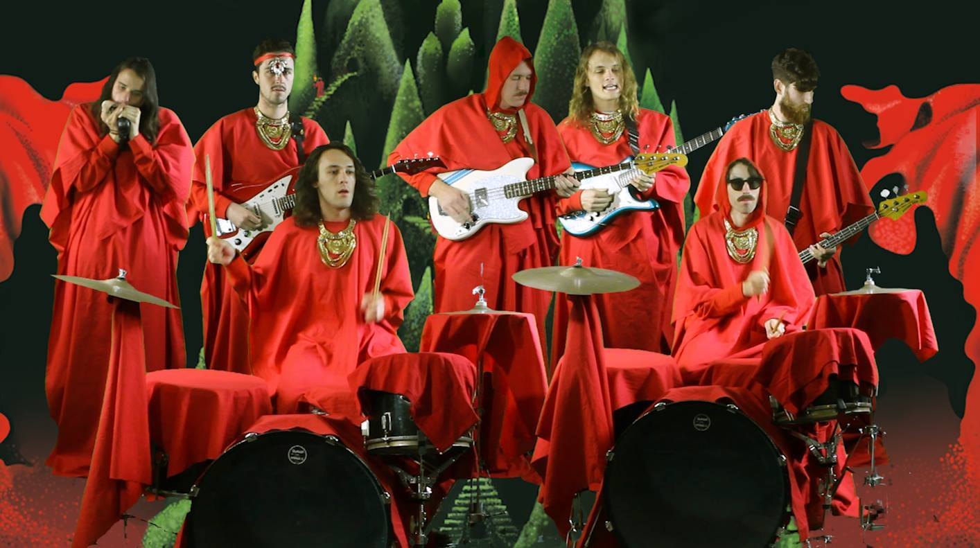 KING GIZZARD & THE LIZARD WIZARD'DAN 10 DAKİKALIK YENİ ŞARKI