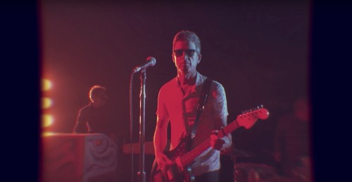 NOEL GALLAGHER'DAN HOLY MOUNTAIN'A VİDEO