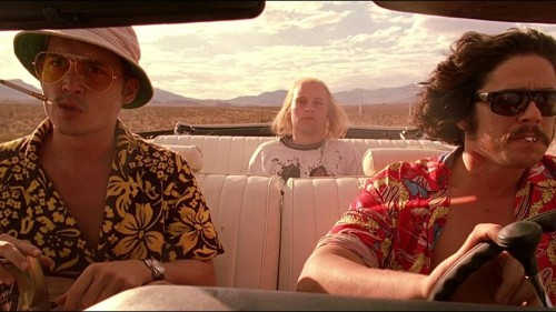 FEAR AND LOATHING IN LAS VEGAS TELEVİZYON SERİSİ OLUYOR