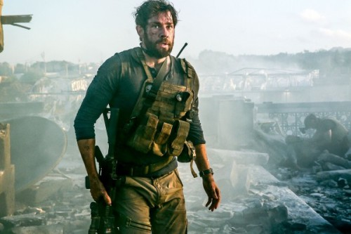 AMAZON'UN TOM CLANCY DİZİSİNDEN JOHN KRASINSKI'Lİ FRAGMAN