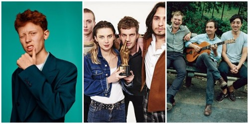 KING KRULE, GRIZZLY BEAR VE WOLF ALICE JOOLS HOLLAND'IN KONUĞU OLDU
