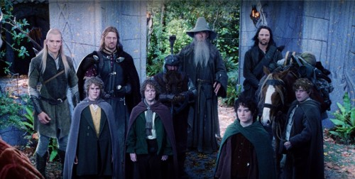 THE LORD OF THE RINGS'İN DİZİSİ RESMEN AÇIKLANDI!