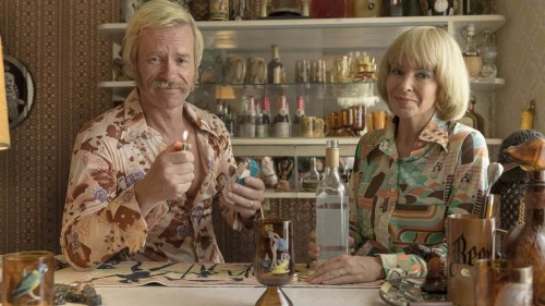 GUY PEARCE VE KYLIE MINOGUE'LU SWINGING SAFARI'DEN İLK FRAGMAN