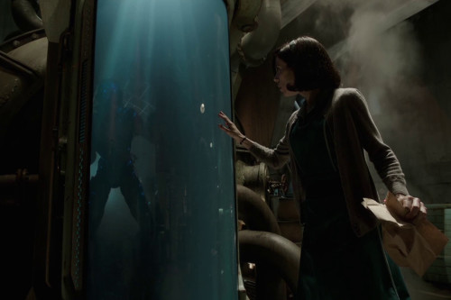 GUILLERMO DEL TORO'NUN THE SHAPE OF WATER'INDAN YENİ FRAGMAN