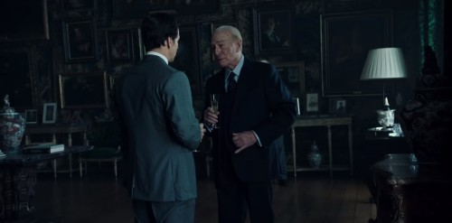 RIDLEY SCOTT'IN SON FİLMİNDEN CHRISTOPHER PLUMMER'LI FRAGMAN