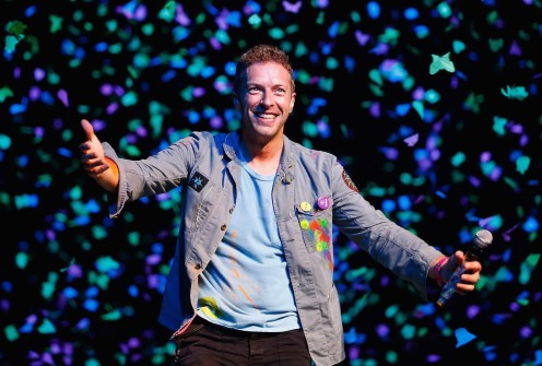 chris martin'den bob dylan cover'ı