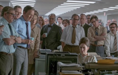 STEVEN SPIELBERG'ÜN SON FİLMİ THE POST'TAN İLK FRAGMAN