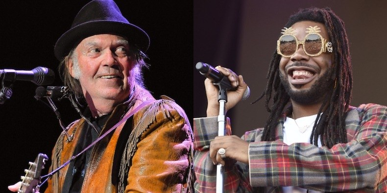 NEIL YOUNG VE D.R.A.M.'DEN NETFLIX FİLMİNE SOUNDTRACK