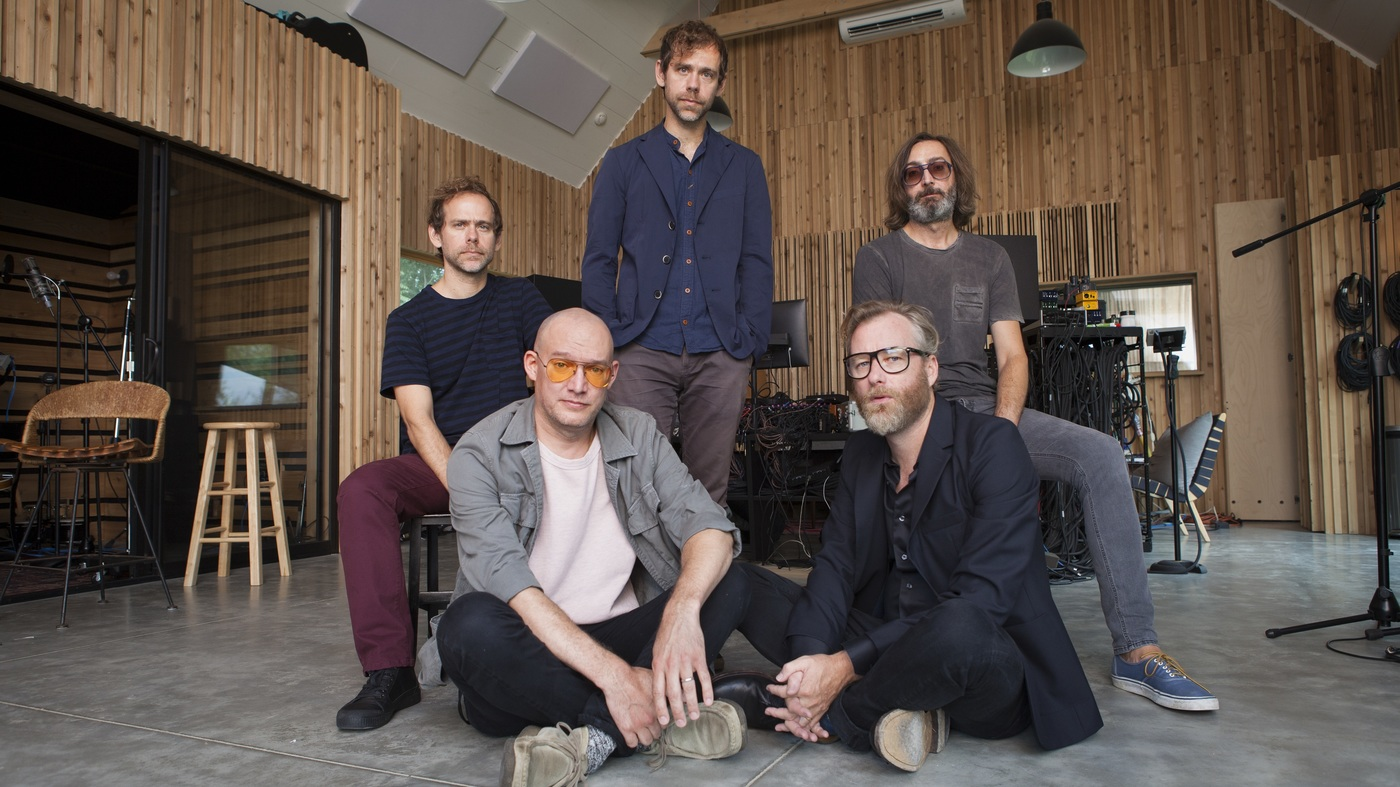 THE NATIONAL'DAN CAT POWER COVER'I