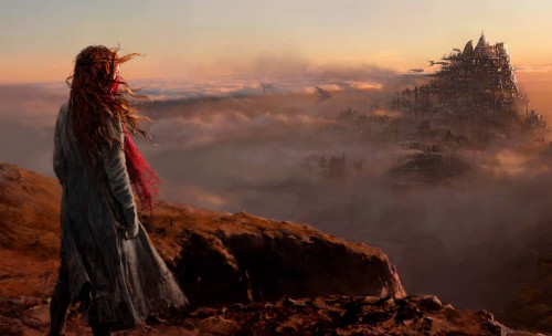 PETER JACKSON ELİ DEĞMİŞ MORTAL ENGINES'TEN İLK FRAGMAN