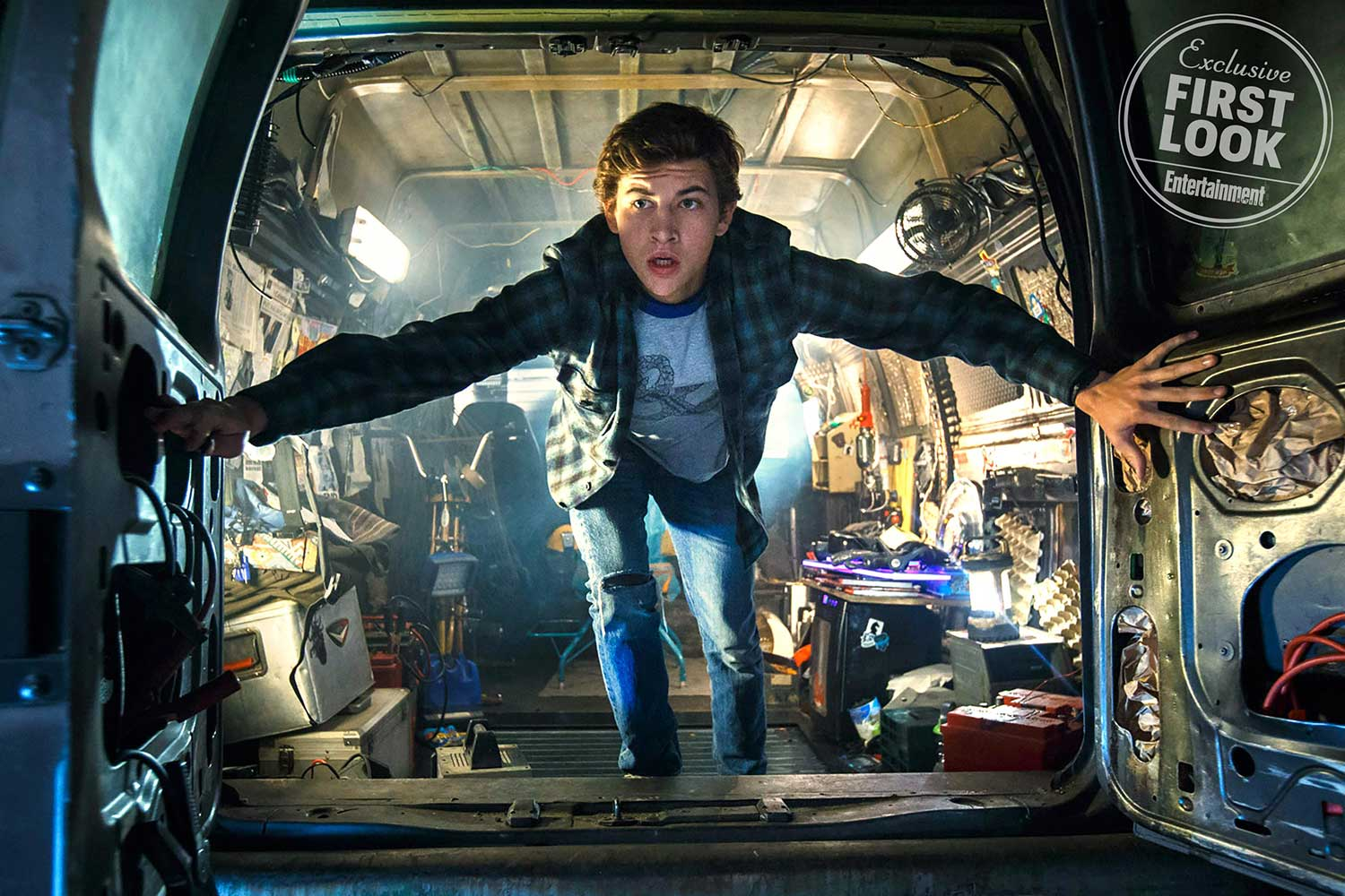 READY PLAYER ONE FRAGMANI HARİKA, GEL İZLE