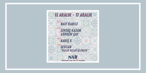 NAİF + BARIŞ K = KALİTELİ CUMARTESİ