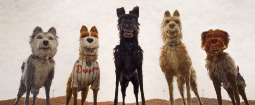 WES ANDERSON FİLMİ ISLE OF DOGS'TAN YENİ POSTER