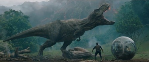 JURASSIC WORLD: FALLEN KINGDOM'DAN İLK FRAGMAN