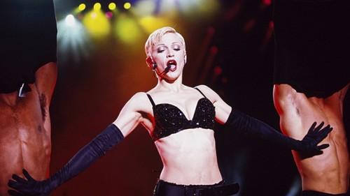 7 EKİM 1993, MADONNA İLK KEZ İSTANBUL'DA