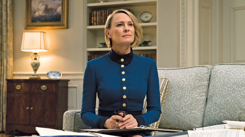 HOUSE OF CARDS KEVIN SPACEY'SİZ DEVAM EDİYOR