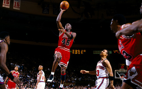 WILL SMITH'TEN MICHAEL JORDAN FİLMİ