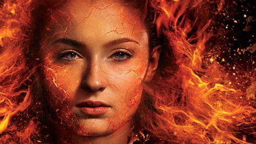 X-MEN: DARK PHOENIX'TEN İLK GÖRSELLER GELDİ