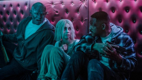 WILL SMITH VE JOEL EDGERTON İLE DEVRİYEDEYİZ: BRIGHT