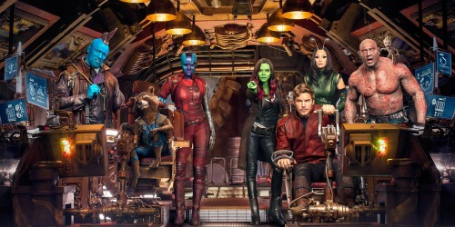 GUARDIANS OF THE GALAXY VOL. 3 2020'DE VİZYONA GİRECEK