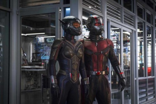 ANT-MAN AND THE WASP'TAN İLK FRAGMAN GELDİ