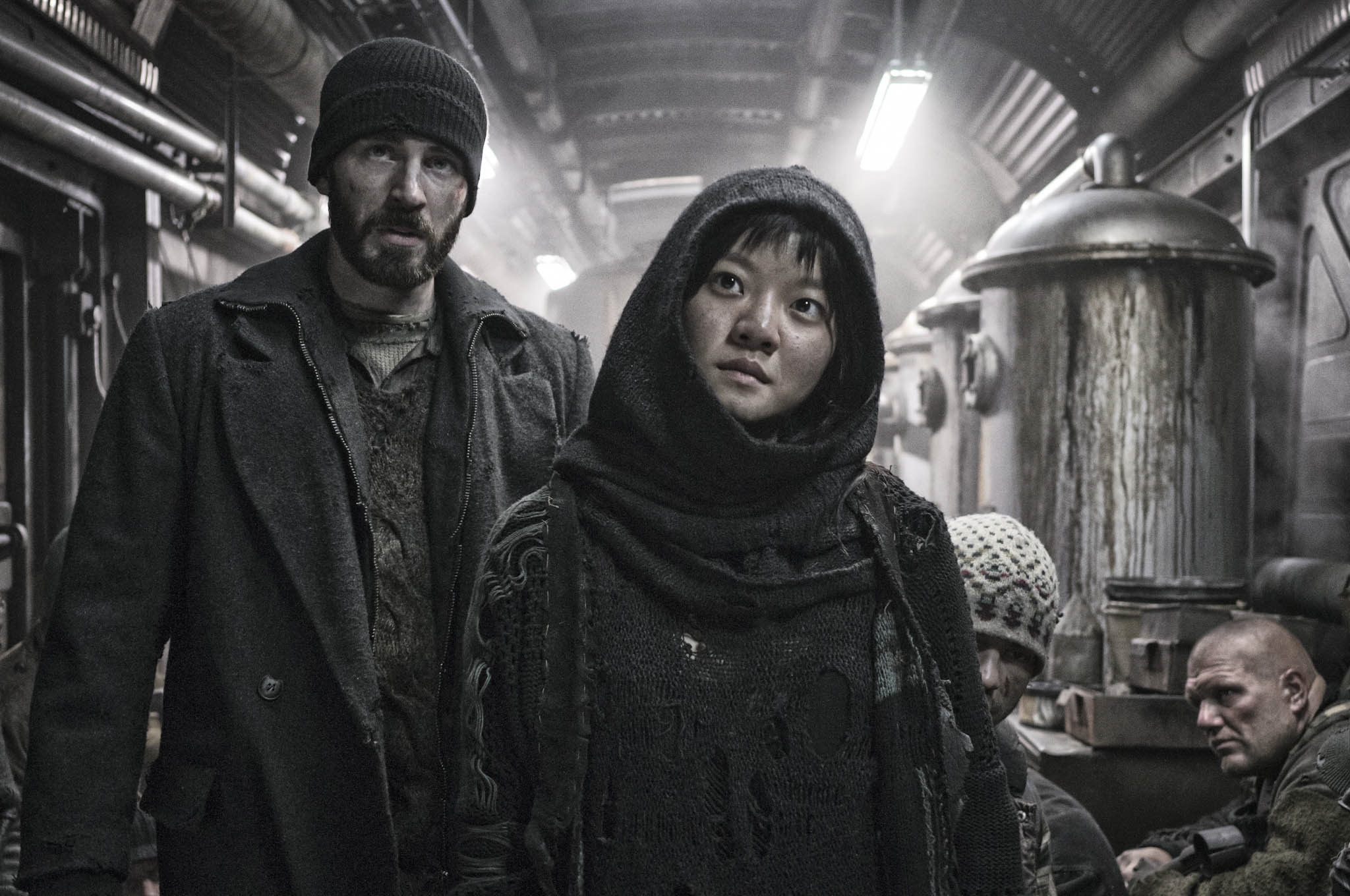 SNOWPIERCER'IN TV UYARLAMASINDA BAŞROL JENNIFER CONNELLY'NİN