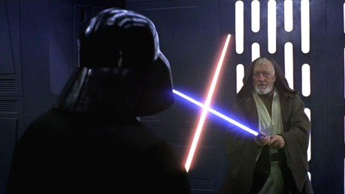 OBI-WAN VE DARTH VADER'IN SON DÜELLOSU GÜNCELLENDİ