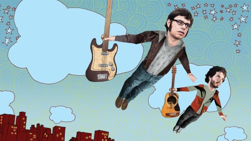 FLIGHT OF THE CONCHORDS GERİ DÖNÜYOR