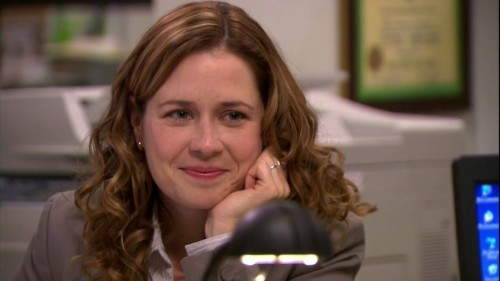 "JENNA FISCHER ""THE OFFICE'E BENİ DE YAZIN"" DEDİ"
