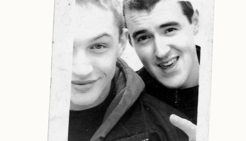 TOM HARDY, 1999'DA, RAP MIXTAPE'İ, YAPARSA