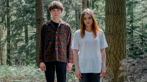 THE END OF THE F***ING WORLD SOUNDTRACK'İ SPOTIFY'DA