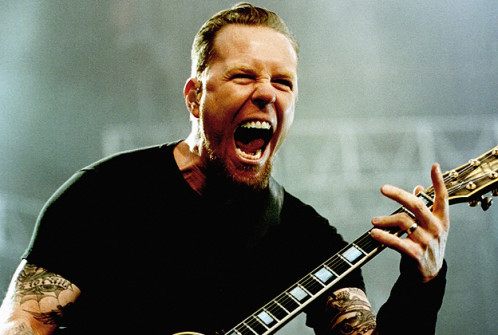 JAMES HETFIELD SİNEMAYA TRANSFER OLDU