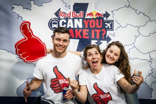 RED BULL CAN YOU MAKE IT MACERASININ PARÇASI OLMAK İÇİN SON GÜN!