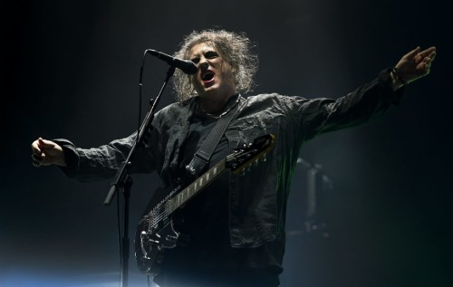 MELTDOWN FESTIVAL 2018 ROBERT SMITH'E EMANET