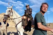THE MAN WHO KILLED DON QUIXOTE'DEN İLK GÖRSEL GELDİ