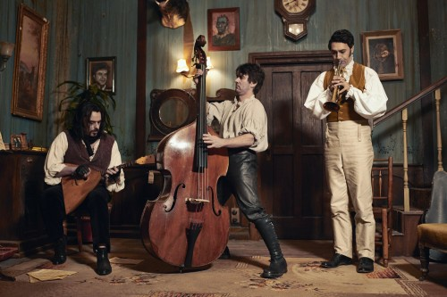 WHAT WE DO IN THE SHADOWS'UN DİZİSİNDE KADRO GENİŞLİYOR