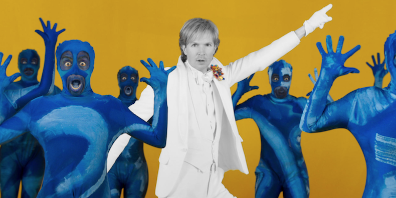 Beck Colors video