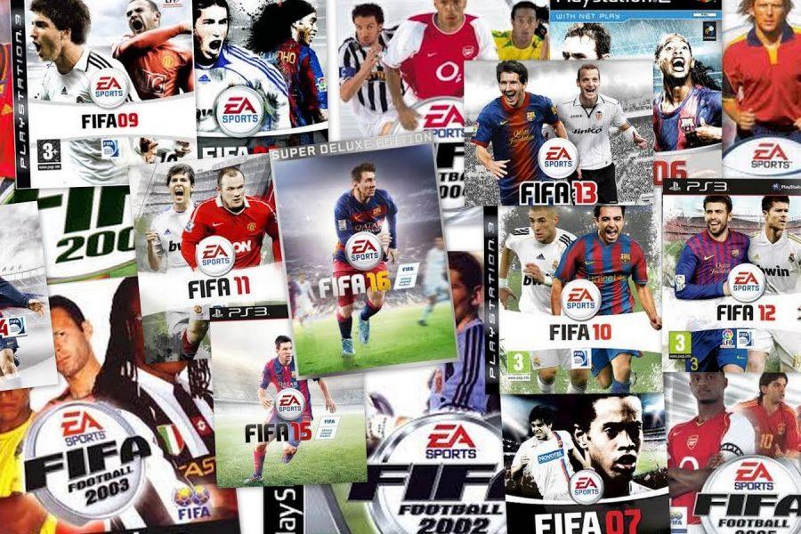 GEÇMİŞTEN GÜNÜMÜZE EFSANE FIFA PLAYLIST'İ