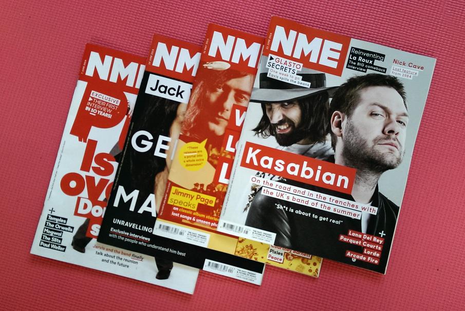 BİR DEVRİN SONU: NME ARTIK BASILMAYACAK